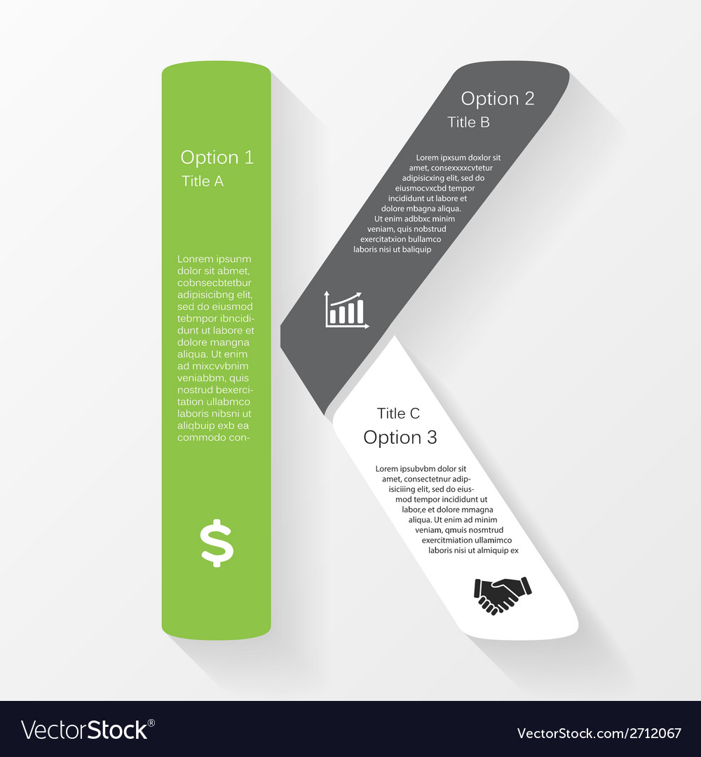 Business infographic diagram presentation vector | Price: 1 Credit (USD $1)