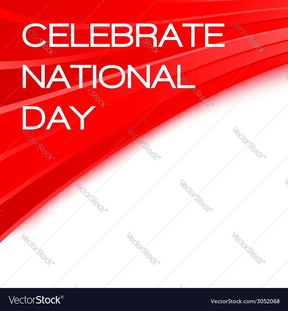 Celebrate national day chinese poster vector | Price: 1 Credit (USD $1)