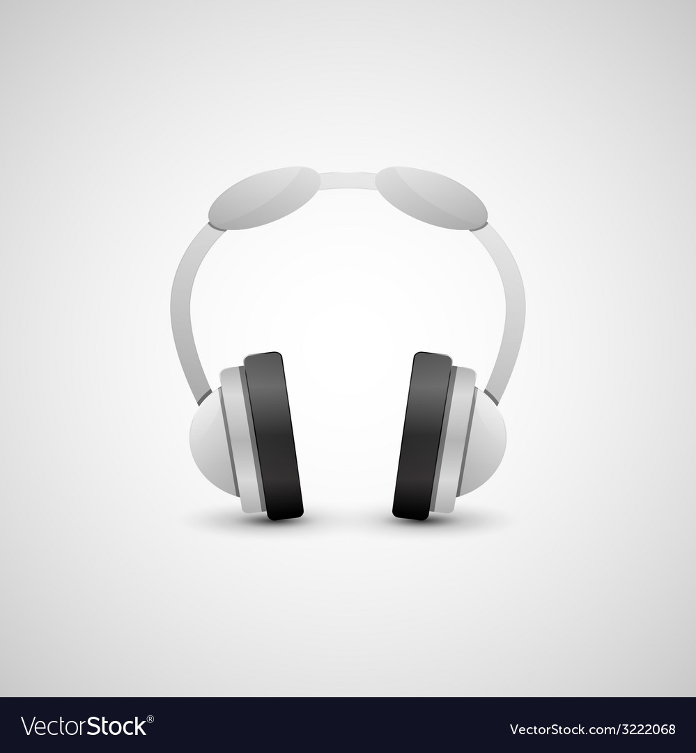 Headphones  graphic concept vector | Price: 1 Credit (USD $1)