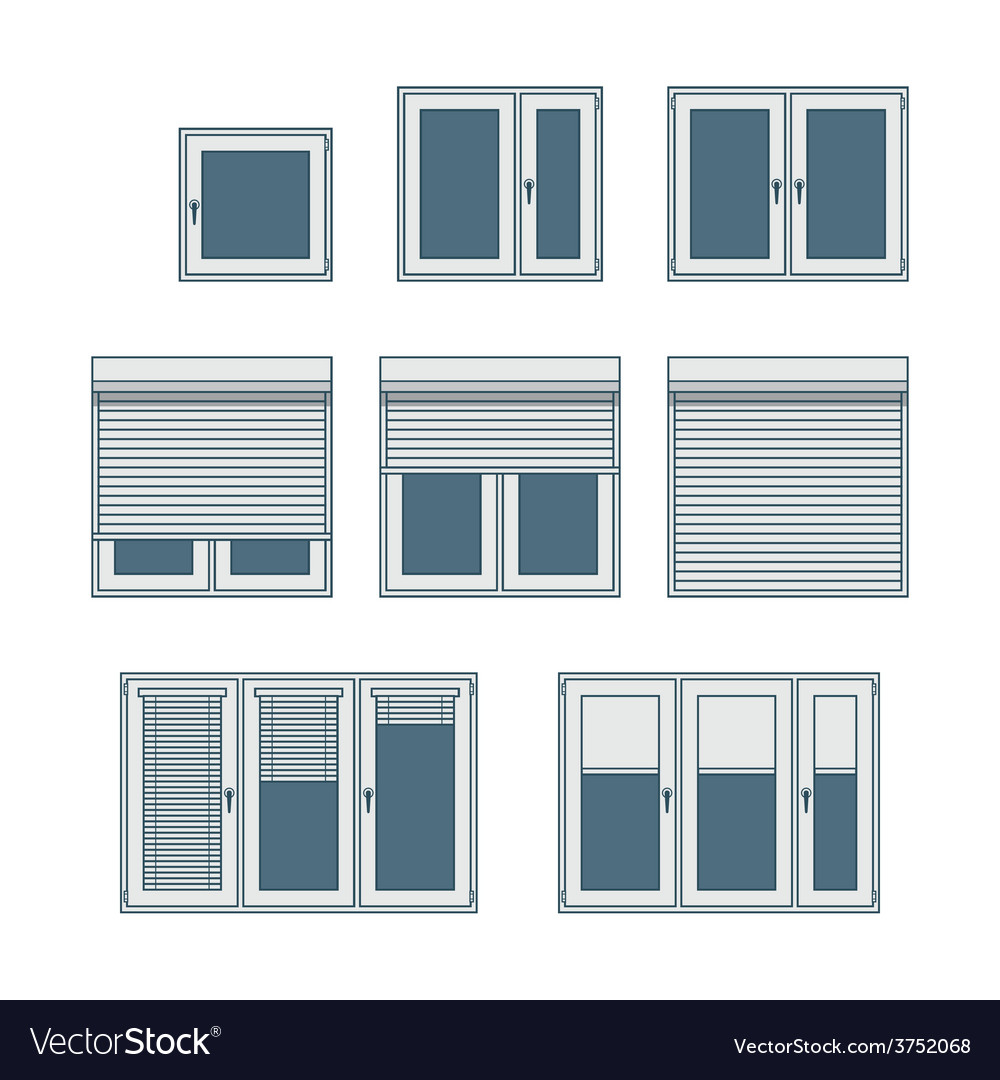 Plastic window vector   Price: 1 Credit (USD $1)