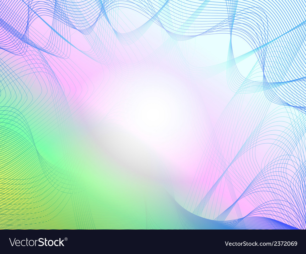 Abstract colorful rosette background vector | Price: 1 Credit (USD $1)