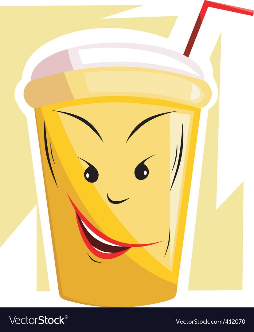 Juice drink vector | Price: 1 Credit (USD $1)