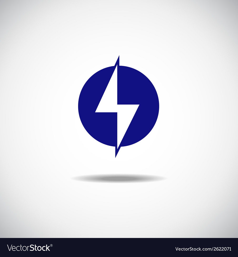 Lightning vector | Price: 1 Credit (USD $1)