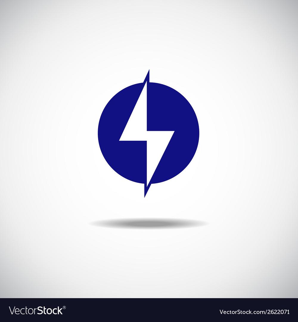 Lightning vector | Price: 1 Credit (USD $1)