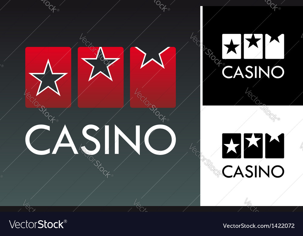Slot and casino logo vector | Price: 1 Credit (USD $1)