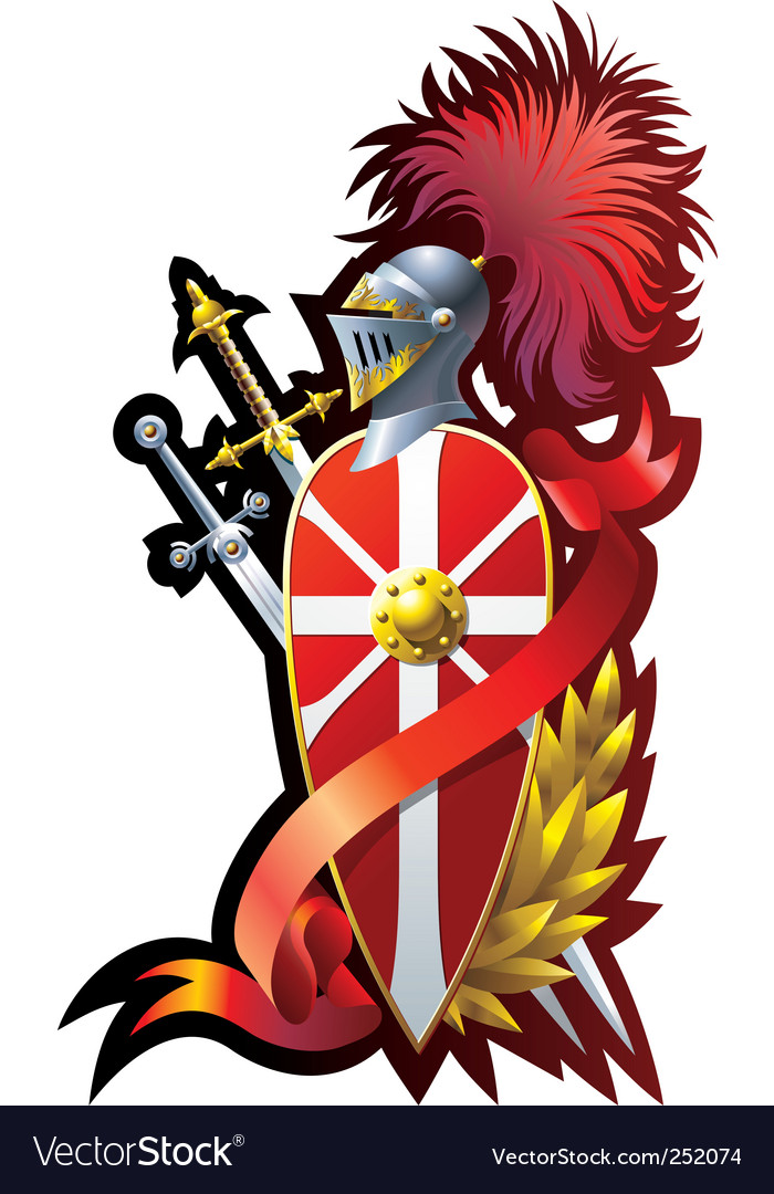 Armorial composition vector | Price: 1 Credit (USD $1)