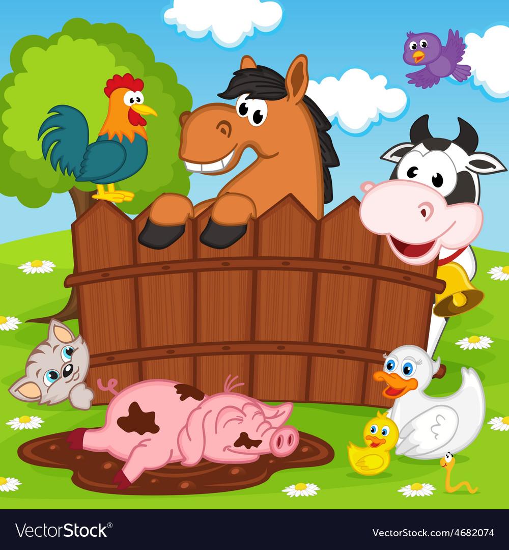 Domestic animals vector   Price: 1 Credit (USD $1)
