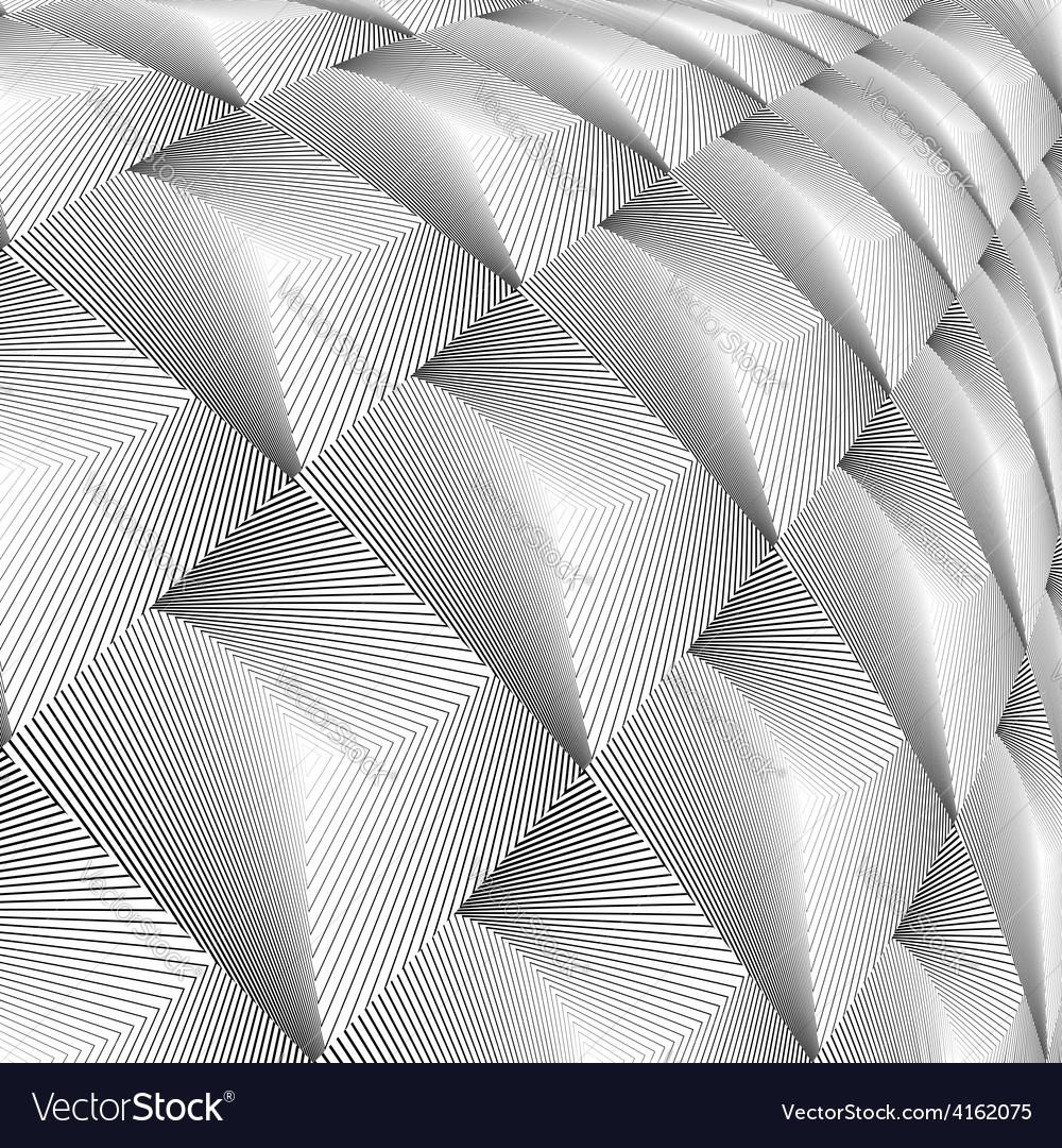 Design diamond convex texture vector | Price: 1 Credit (USD $1)