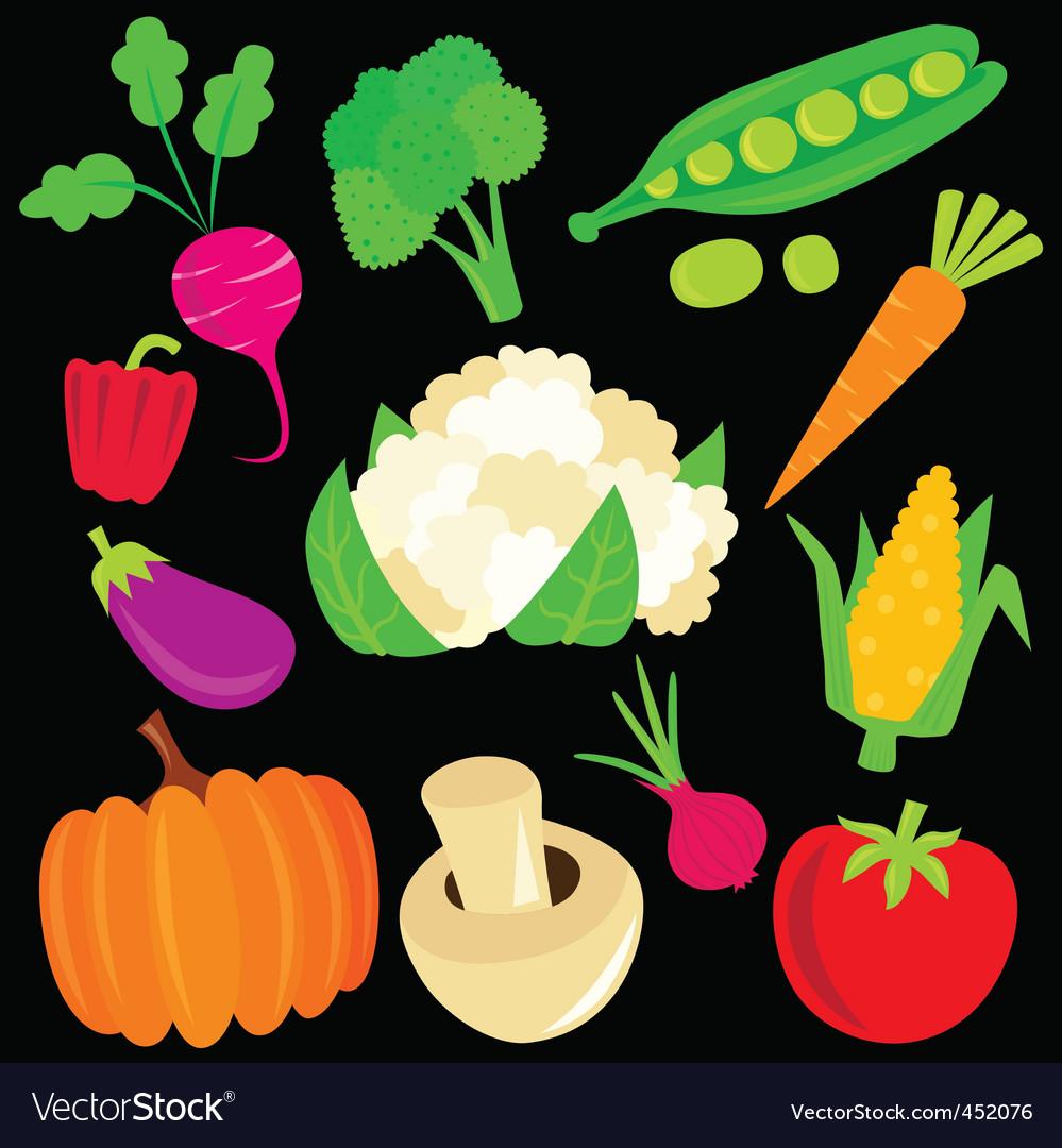 Vegetable vector   Price: 1 Credit (USD $1)
