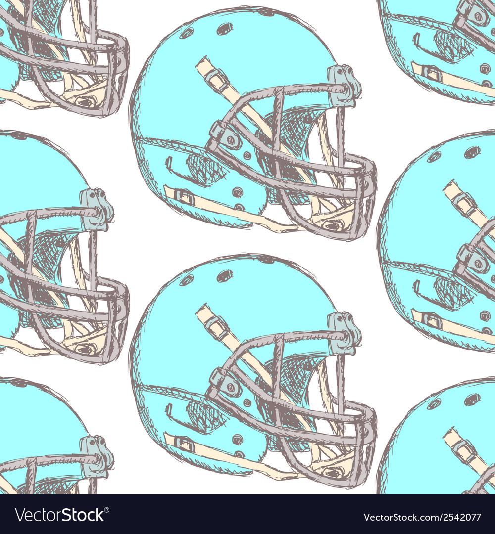 Us helmet vector | Price: 1 Credit (USD $1)