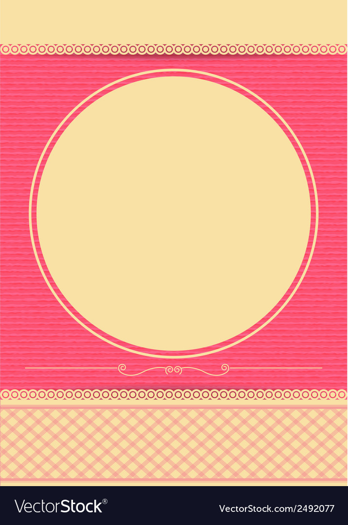 Vintage background 005 vector | Price: 1 Credit (USD $1)