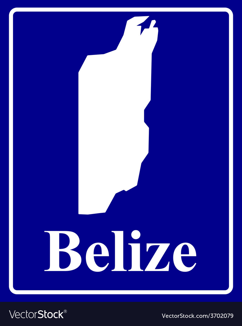 Belize vector | Price: 1 Credit (USD $1)