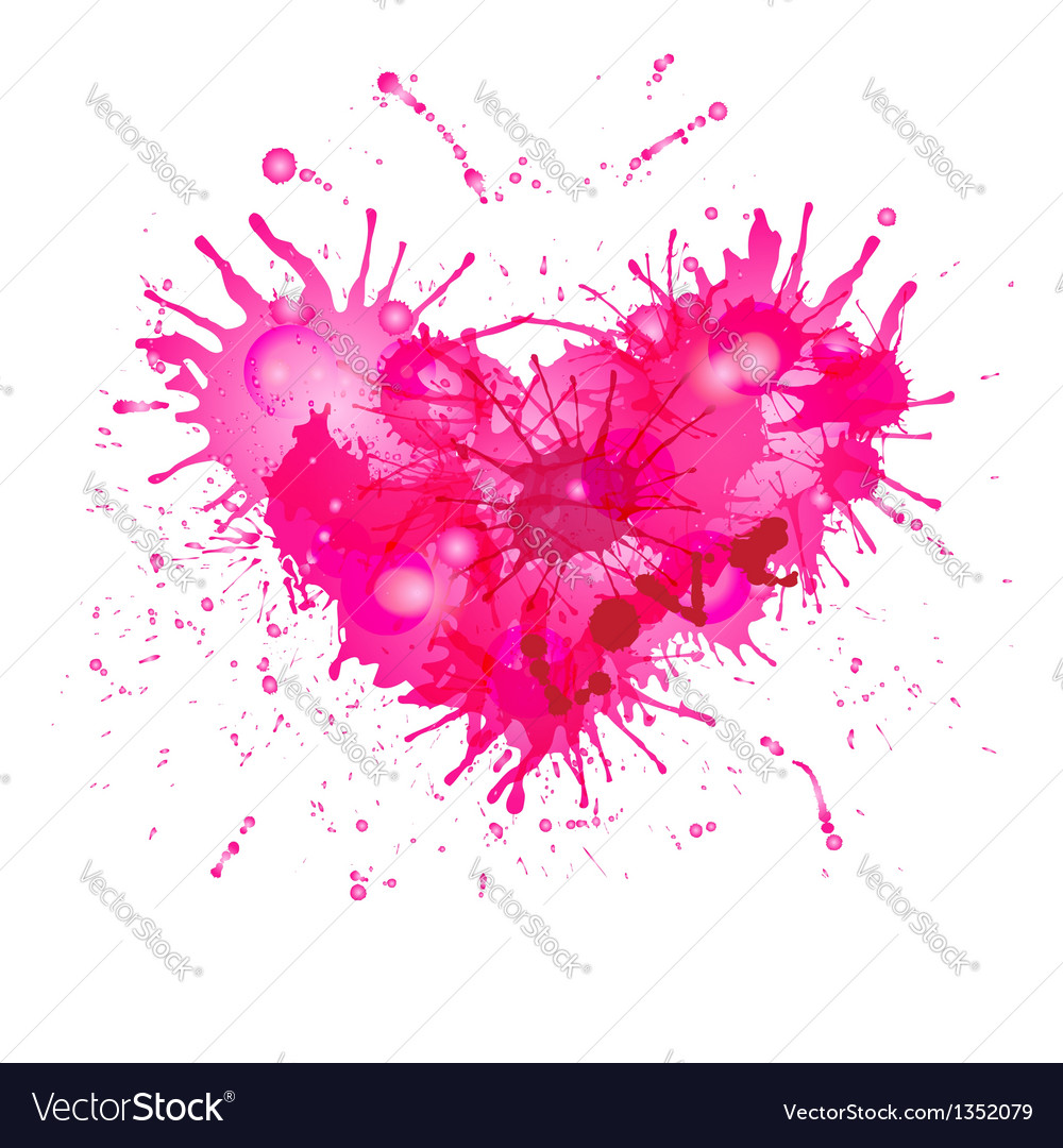 Heart - art object vector | Price: 1 Credit (USD $1)