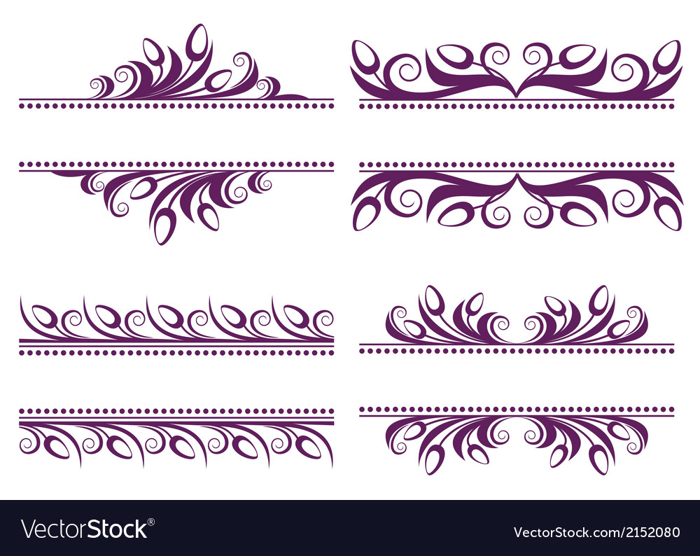 Tulip frames vector | Price: 1 Credit (USD $1)