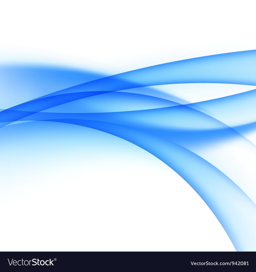 Abstract water wave vector | Price: 1 Credit (USD $1)