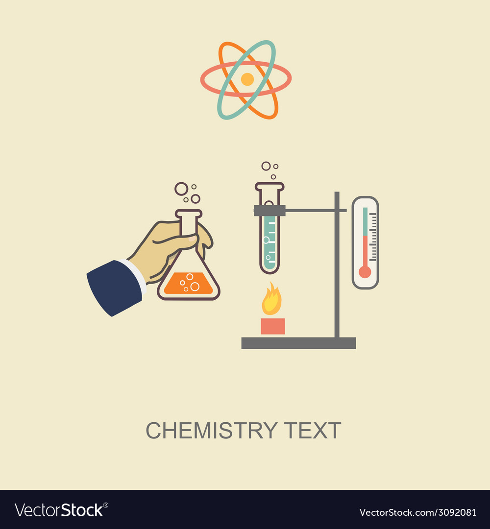 Chemistry infographic  infographics template vector | Price: 1 Credit (USD $1)