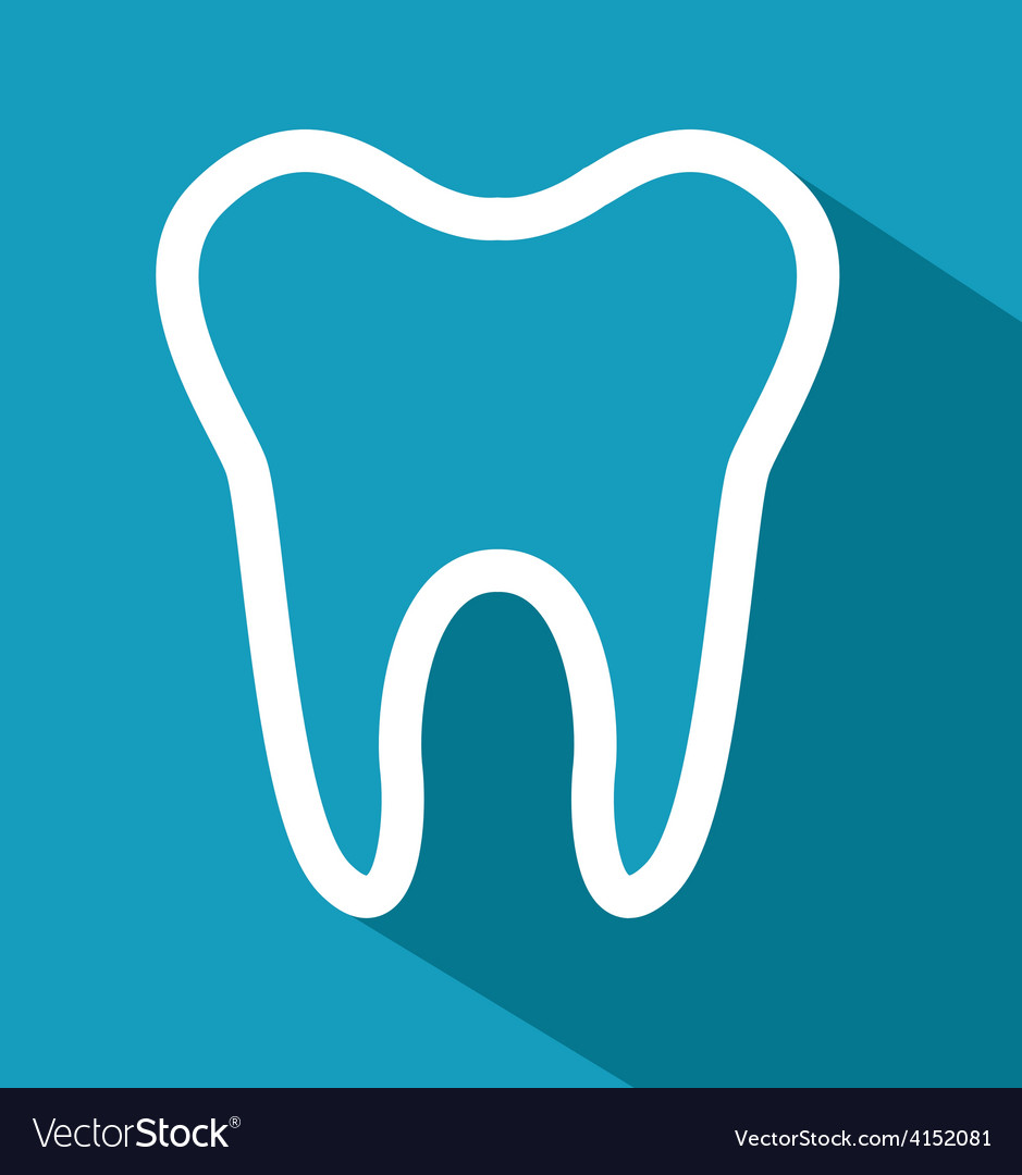 Dental care vector | Price: 1 Credit (USD $1)