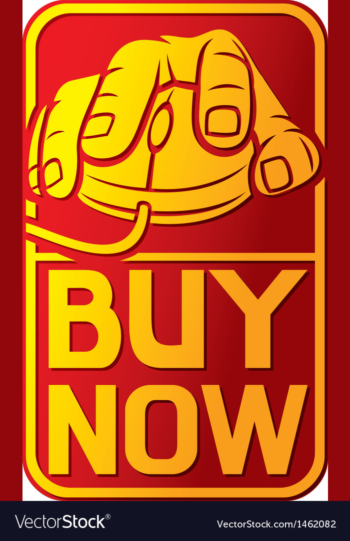 Buy now design vector | Price: 1 Credit (USD $1)