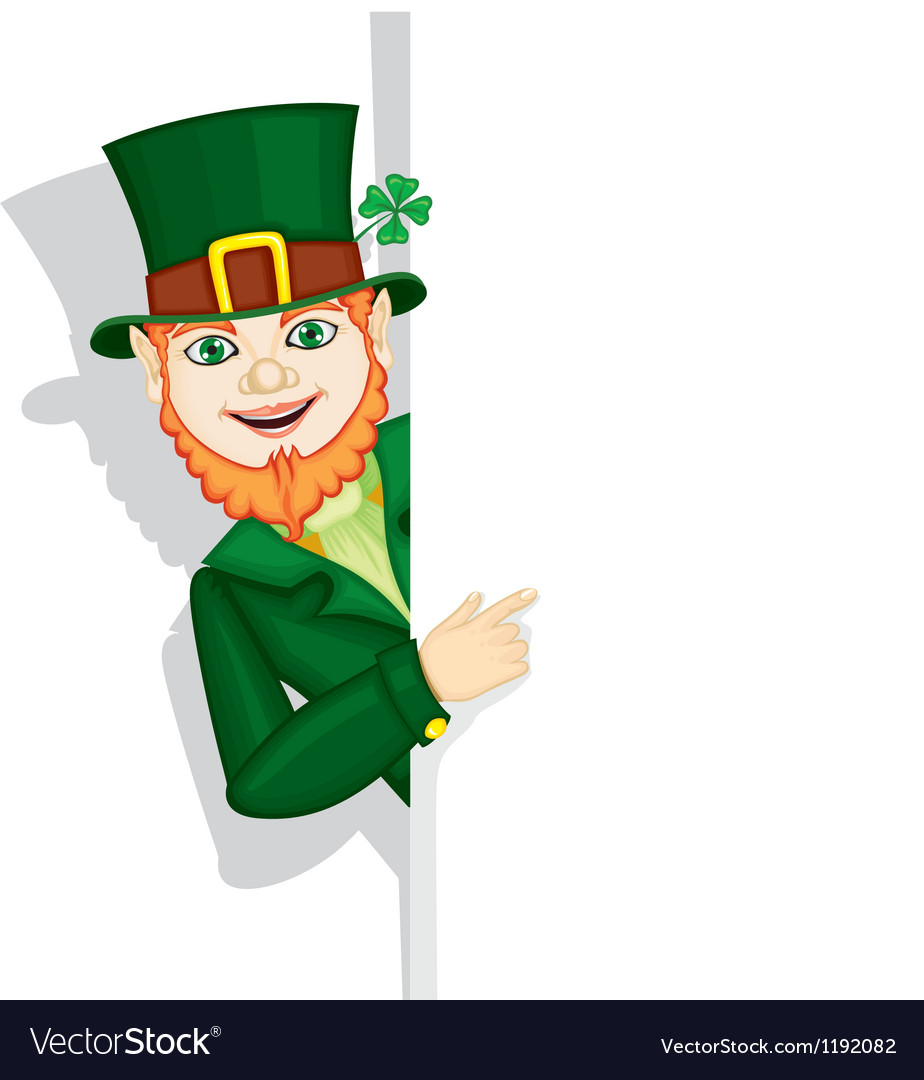 Leprechaun vector | Price: 3 Credit (USD $3)
