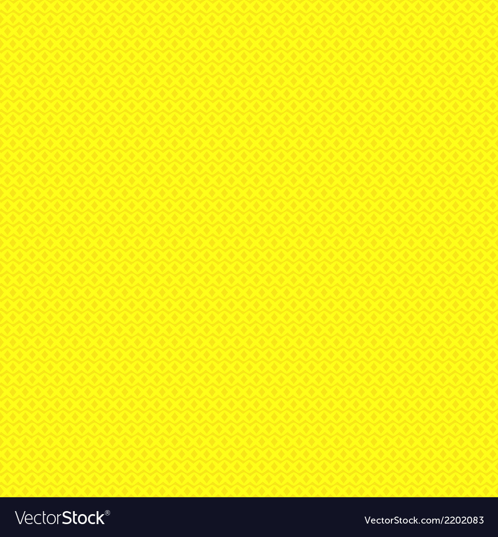 Seamless pattern yellow texture vector | Price: 1 Credit (USD $1)