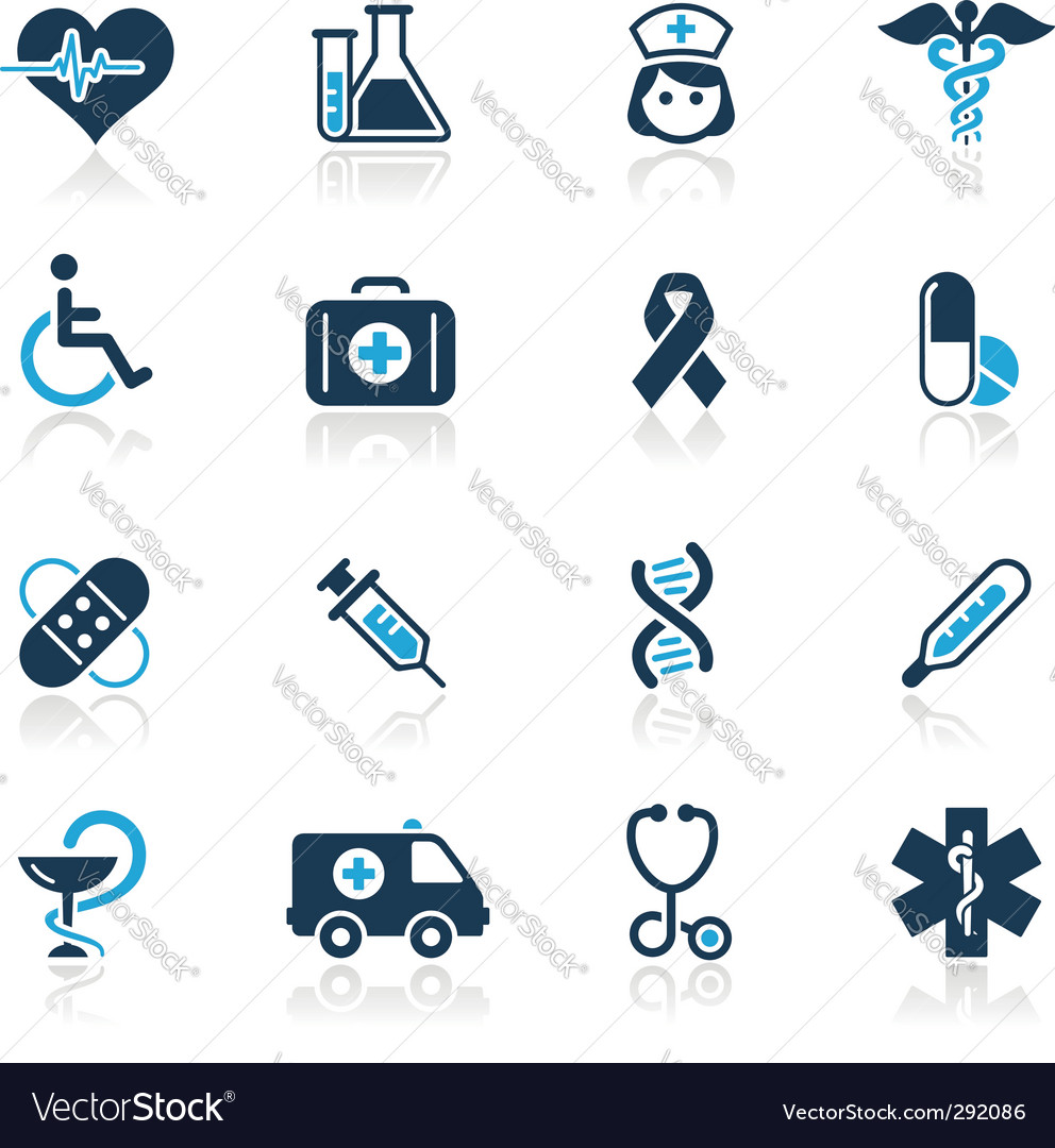 Medicine icons vector | Price: 1 Credit (USD $1)