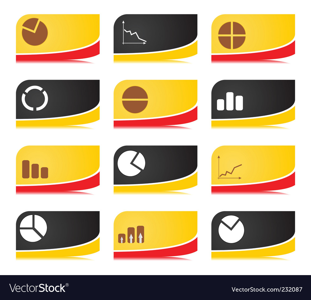 Button business vector | Price: 1 Credit (USD $1)
