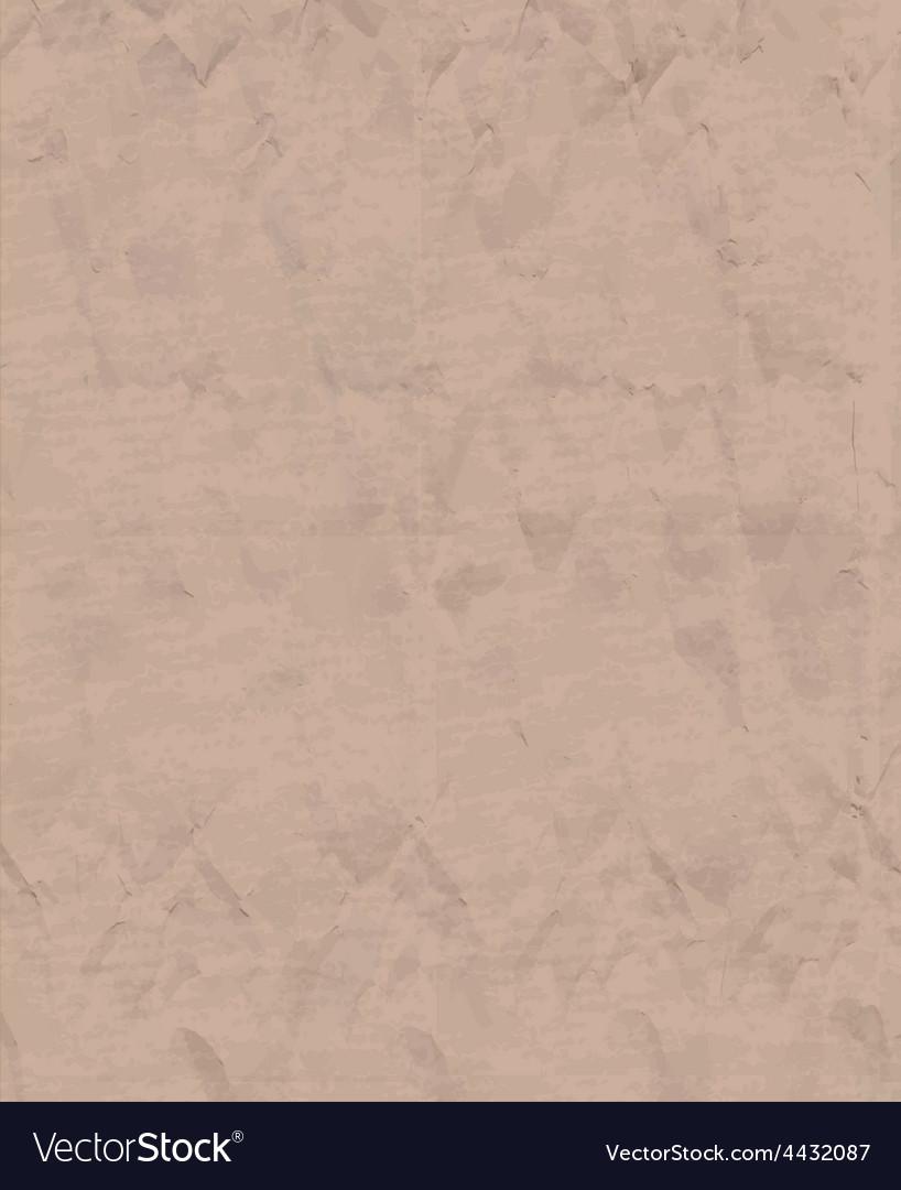 Vintage old paper background vector | Price: 1 Credit (USD $1)