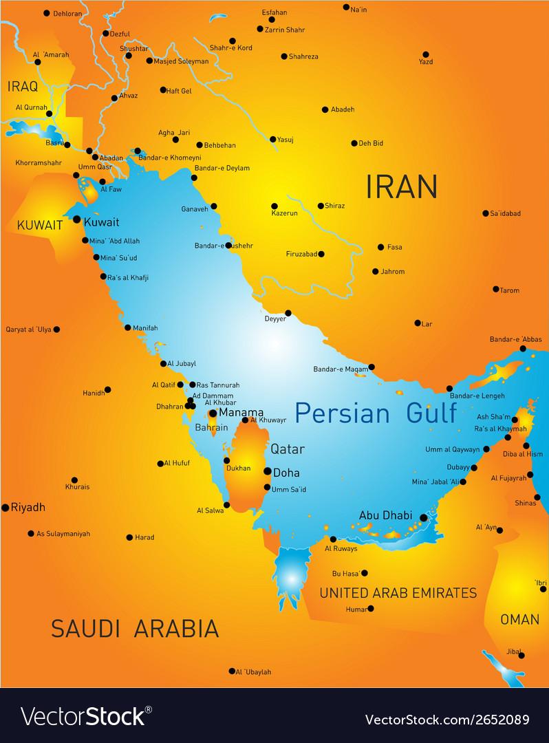 Persian gulf vector   Price: 1 Credit (USD $1)