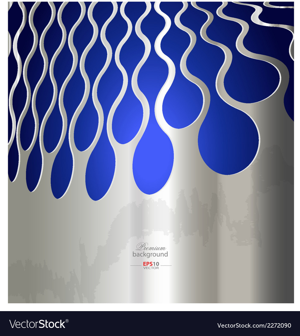 Abstract silver technology background vector   Price: 1 Credit (USD $1)