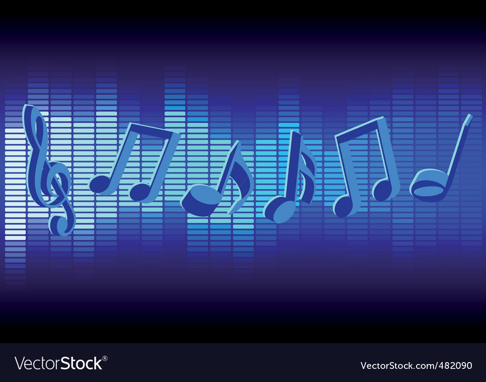 Music party background vector | Price: 1 Credit (USD $1)