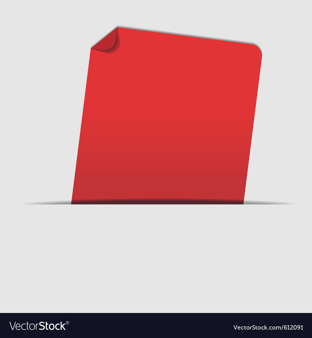 Red label vector   Price: 1 Credit (USD $1)