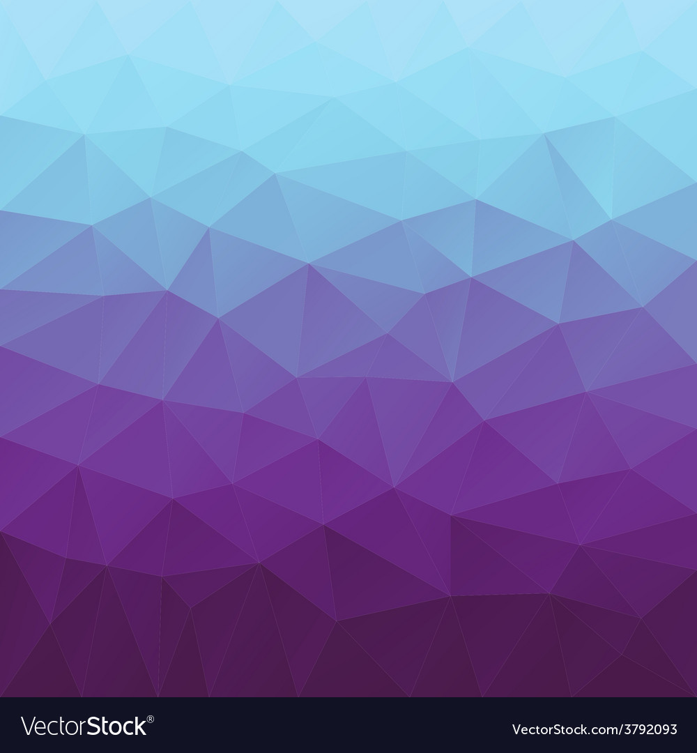 Abstract low poly background vector | Price: 1 Credit (USD $1)