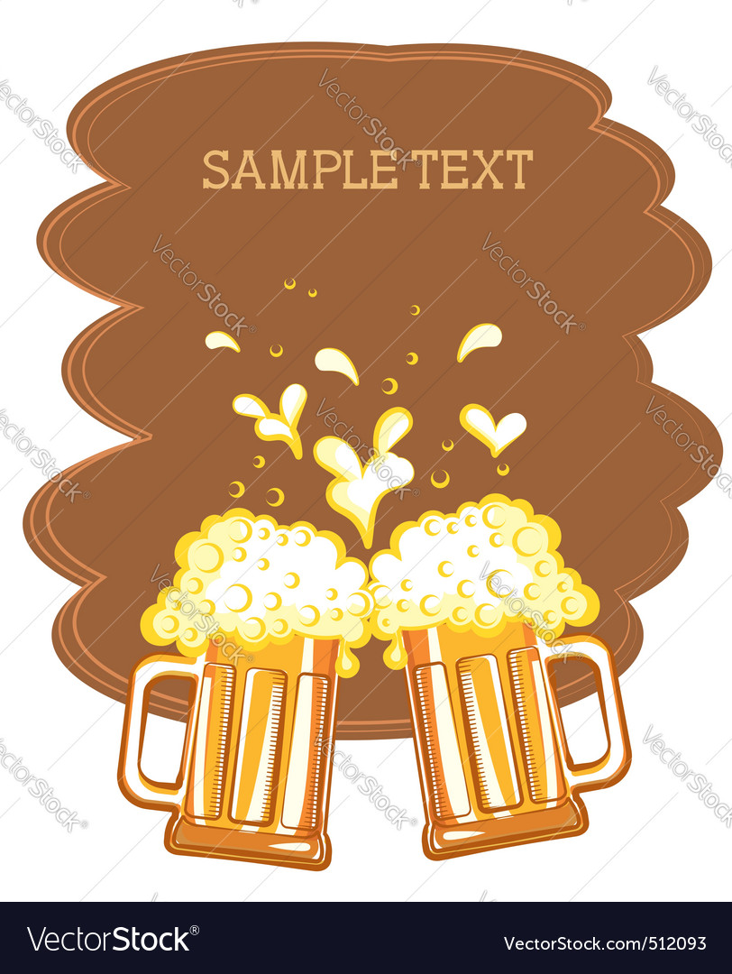 Beer fest background vector   Price: 1 Credit (USD $1)