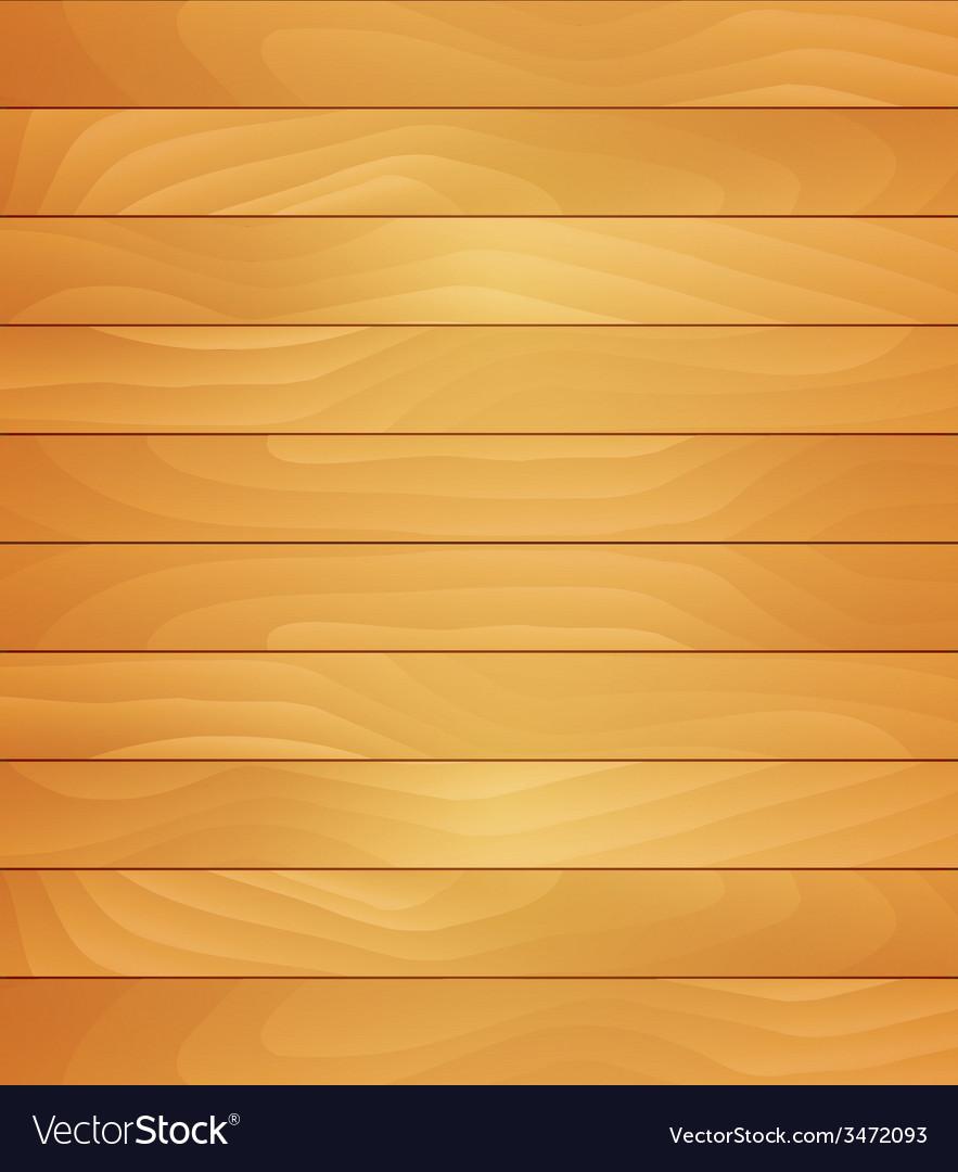 Wooden boards hardwood floor background vector | Price: 1 Credit (USD $1)