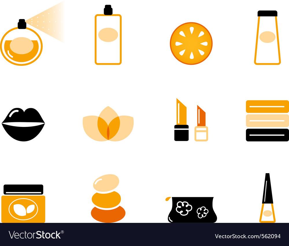 Cosmetics vector | Price: 1 Credit (USD $1)
