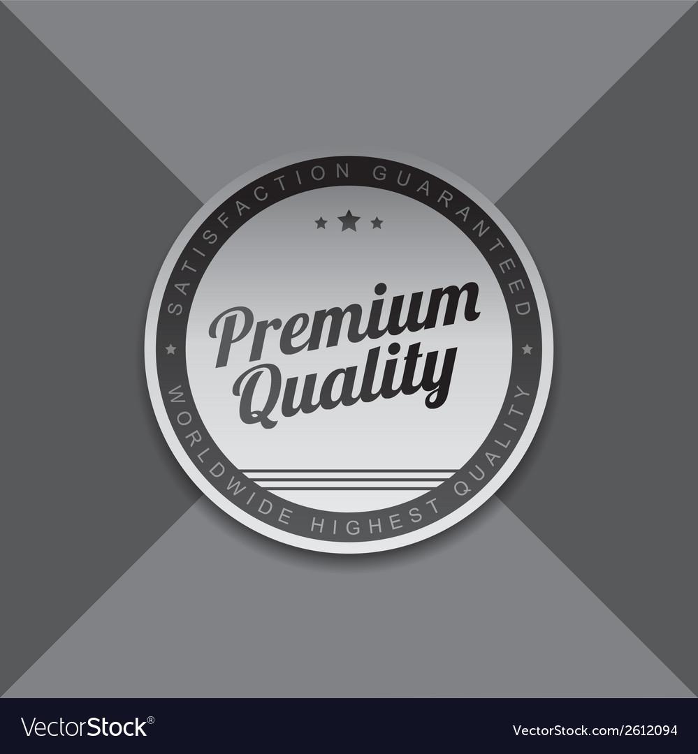 Premium label vector | Price: 1 Credit (USD $1)