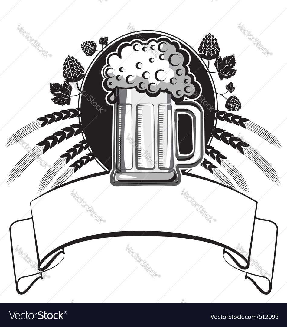 Beer festival background vector   Price: 1 Credit (USD $1)
