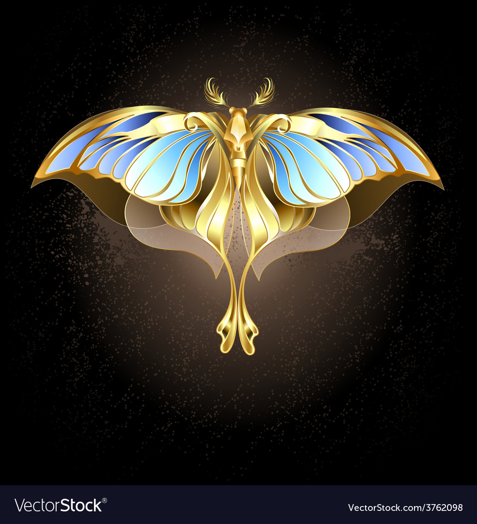 Mechanical moth vector | Price: 3 Credit (USD $3)