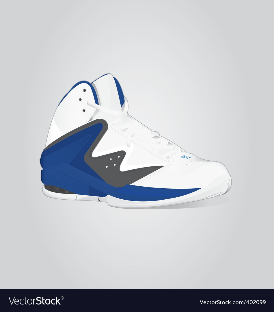 Basket boots vector | Price: 1 Credit (USD $1)