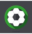 Football element design vector