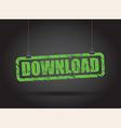 Download green vector
