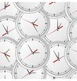 Clock background vector