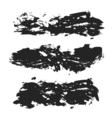 Paint strokes vector