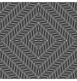 Design seamless monochrome diamond pattern vector