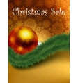 Christmas sale card templates eps 8 vector