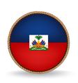 Haiti seal vector