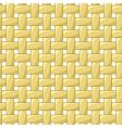 Seamless weaving pattern vector