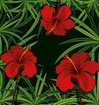 Jungle design vector