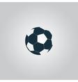 Football ball - soccer vector