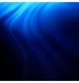 Blue smooth twist light lines background eps 8 vector